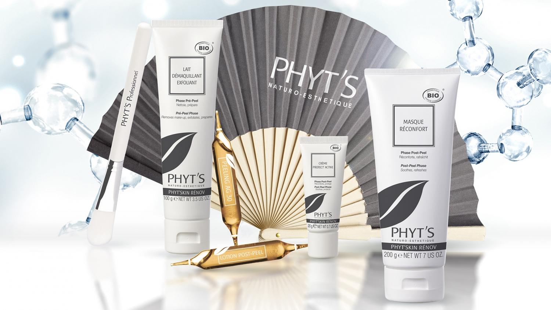 Phyt's 30% glikolsavas bio hámlasztás